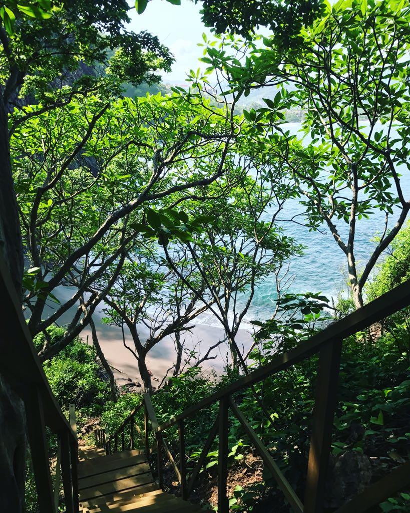 Casa Frisons Private Beach Access
