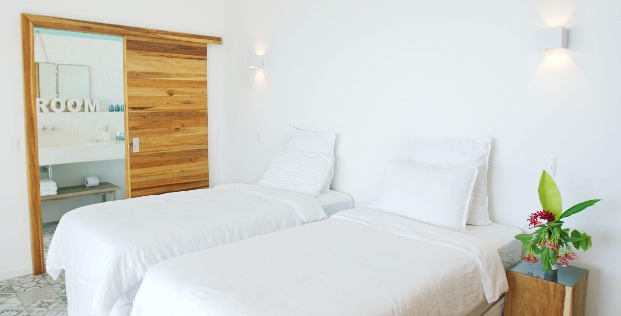 Villa Fugata Bedroom
